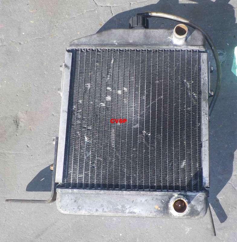 radiateur moteur chatenet baroodeur 1er mod le d 39 occasion pi ce d tach e voiture sans permis. Black Bedroom Furniture Sets. Home Design Ideas